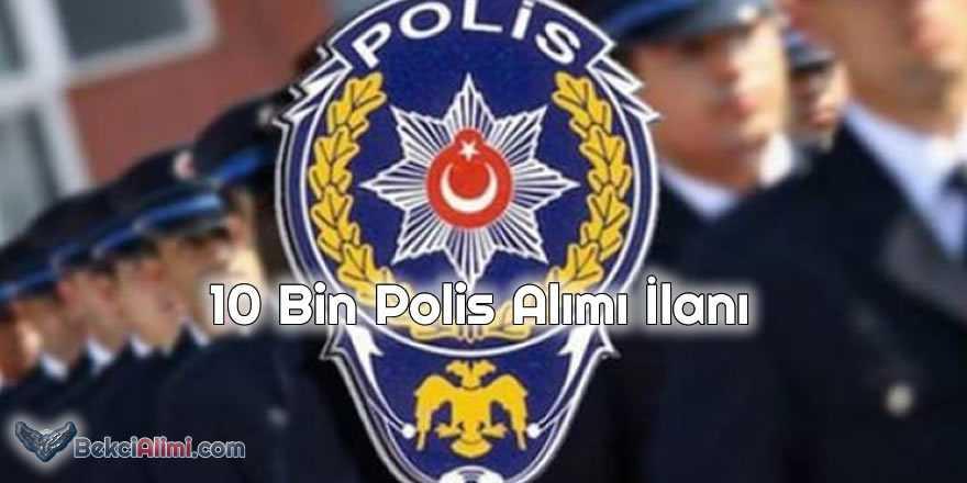 2018 polis alımı