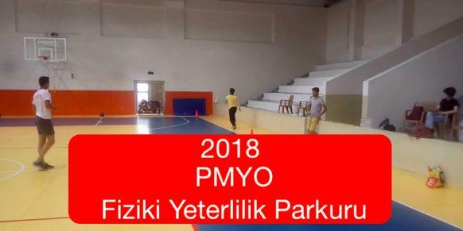 2018 pmyo fiziki yeterlilik parkur