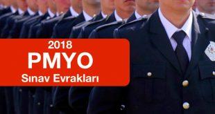 2018 pmyo sinav evraklari