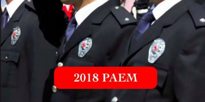 2018 PAEM