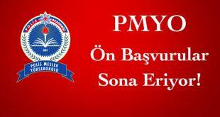pmyo ön başvurular bitiyor