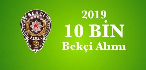 2019 10bin bekc alimi