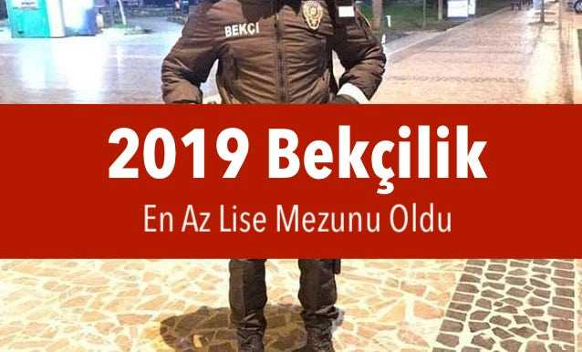 2019 bekci mezuniyet