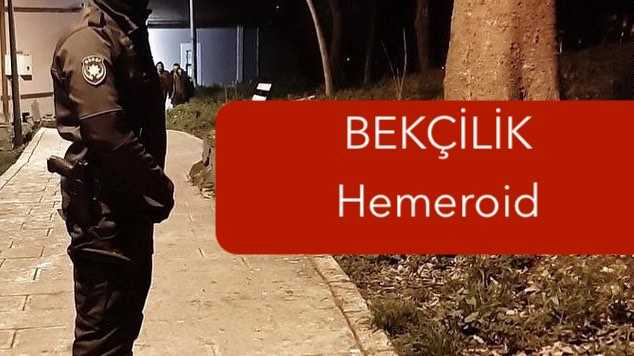 bekci alimi hemeroid