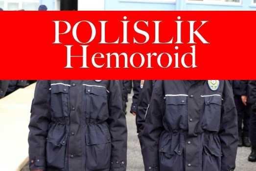 hemoroid polislik