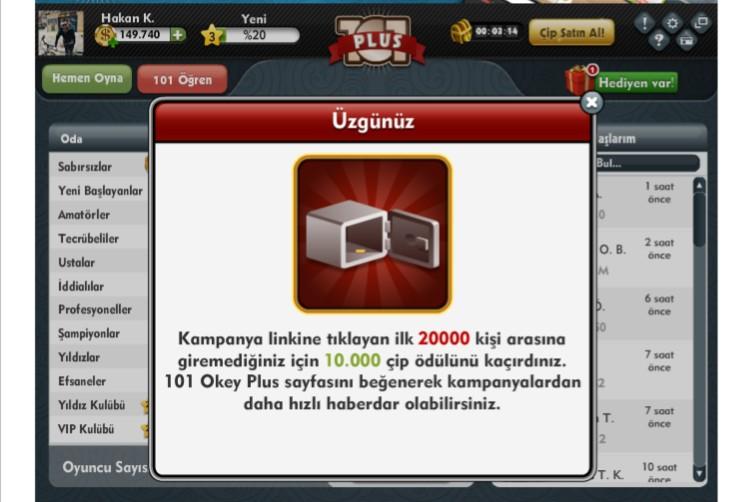 101plus milyon çip