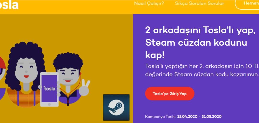 bedava steam key