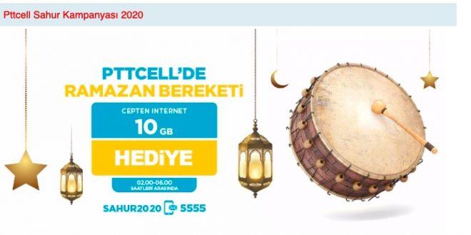 pttcell ramazan sahur kampanya