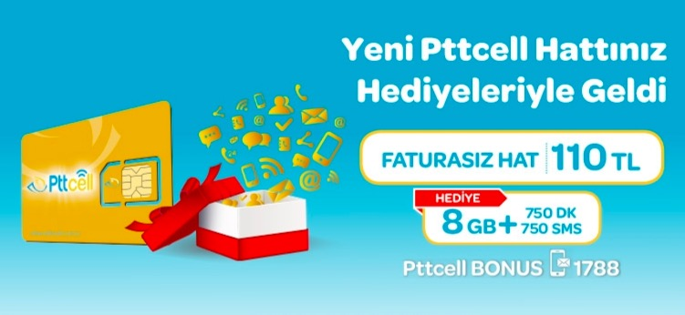 pttcell yeni hat