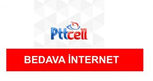 pttcell bedava internet yapma