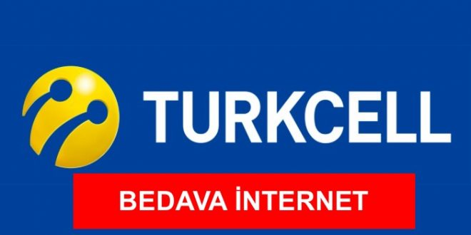 turkcell bedava internet 1