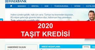 halk bank taşıtkredisi