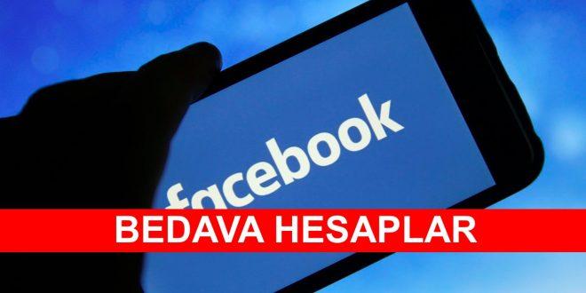 Bedava Facebook Hesapları