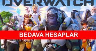 Bedava Overwatch Hesapları