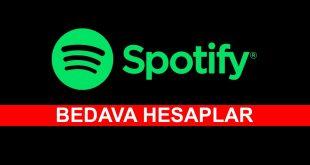 Bedava Spotify Hesapları