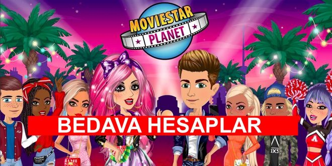 Bedava VİP MSP MovieStarPlanet