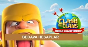 Clash of Clans Bedava Hesap