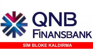 Finansbank Sim Bloke Kaldırma