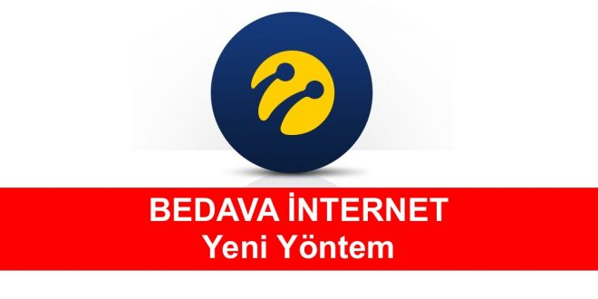 Turkcell Bedava Mobil İnternet