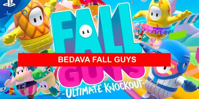 Bedava Fall Guys