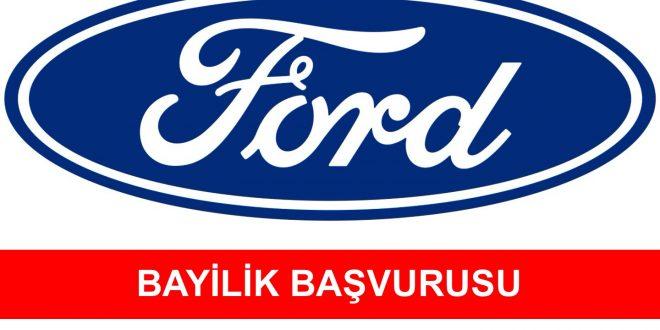 Ford Bayilik Başvurusu