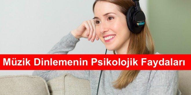 Müzik Dinlemenin Psikolojik Faydaları
