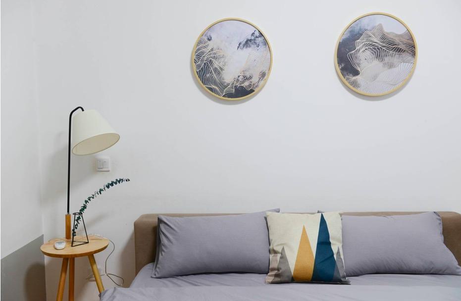 minimalist yatak