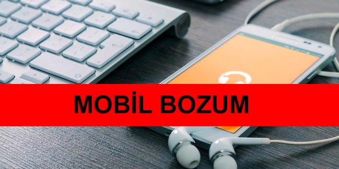 mobil bozum