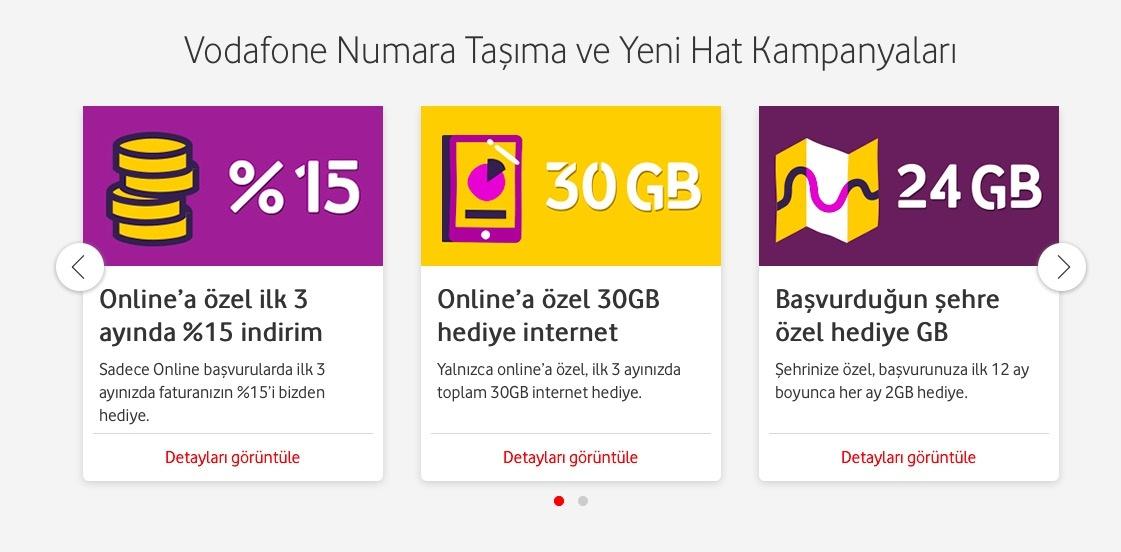 vodafone internet 69gb
