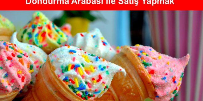 dondurma araba para