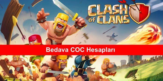 Bedava COC Hesaplari