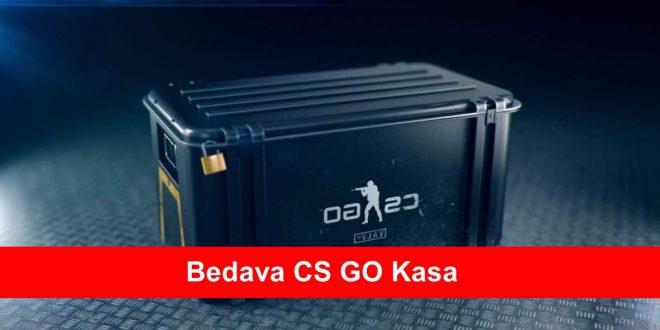 Bedava CS GO Kasa