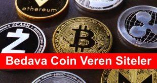 Bedava Coin Veren Siteler