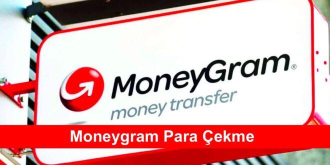Moneygram Para Çekme
