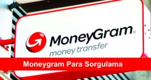 Moneygram Para Sorgulama