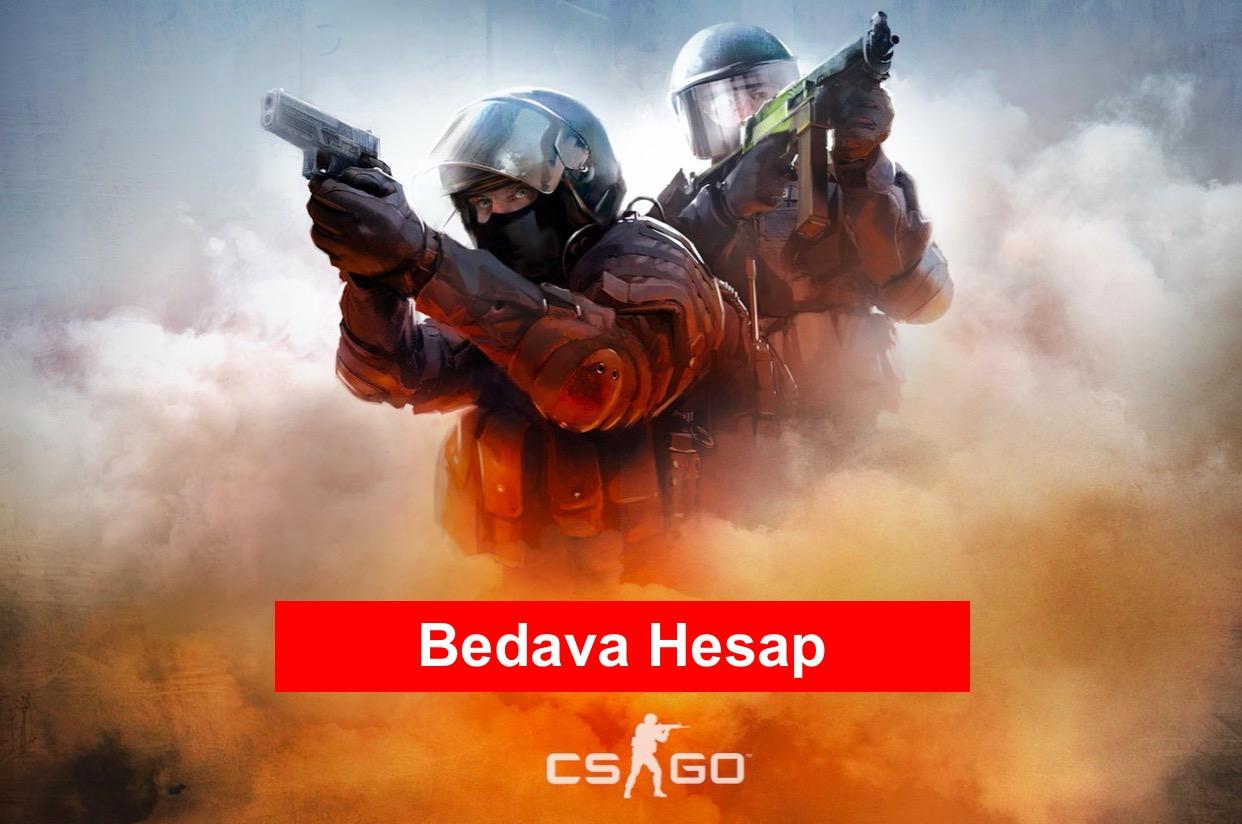 CSGO Bedava Hesap
