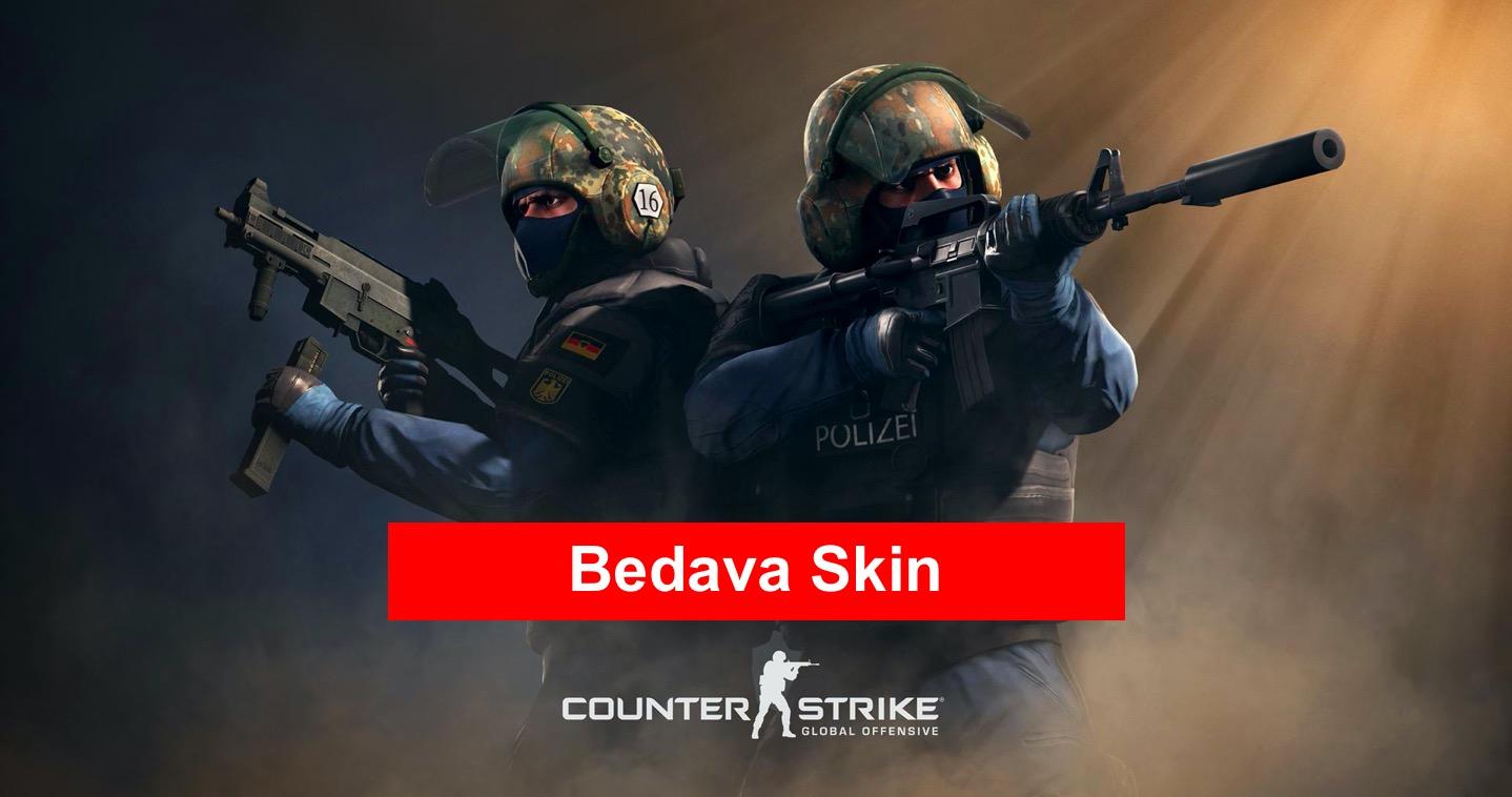 CSGO Bedava Skin