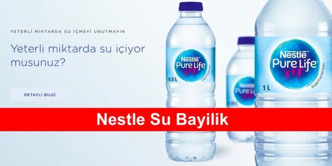 Nestle Su Bayilik