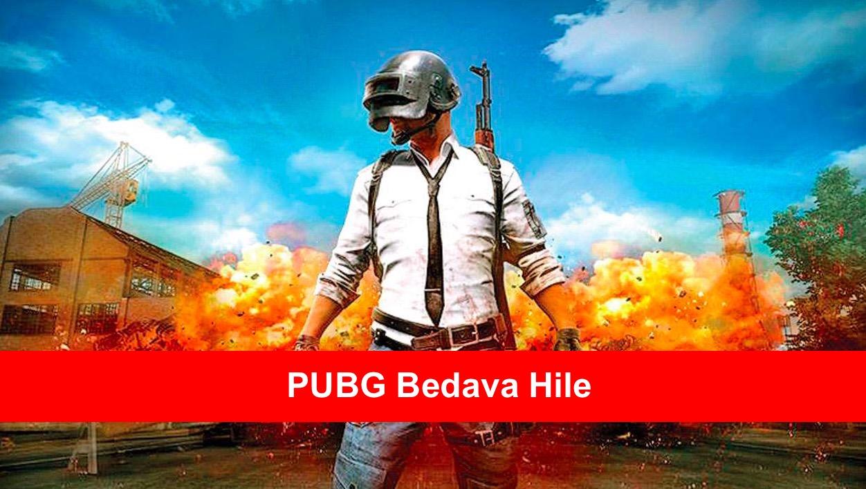 PUBG Bedava Hile