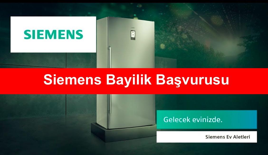 Siemens Bayilik Basvurusu