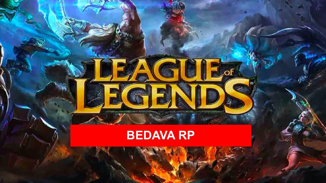 Bedava LOL RP
