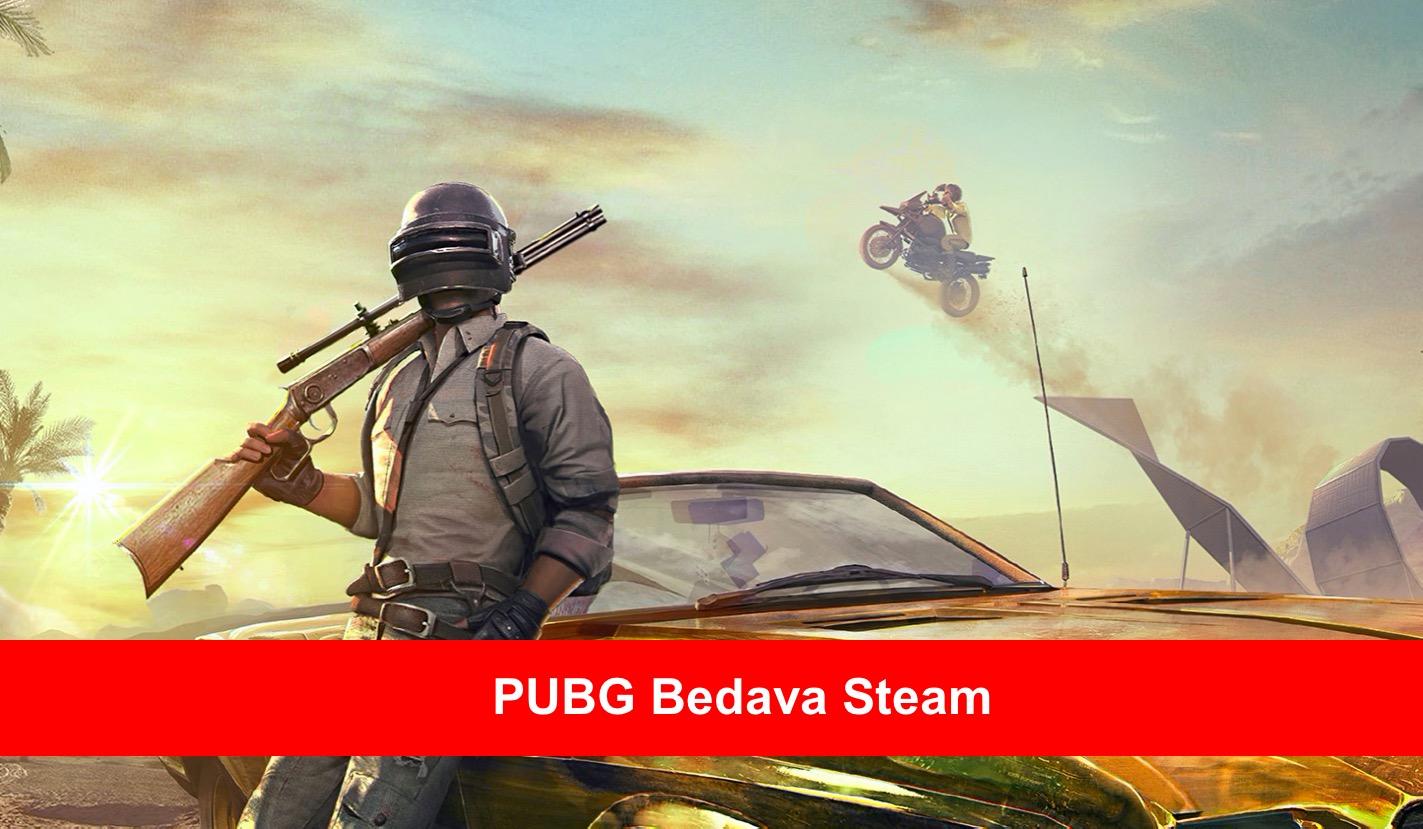 pUBG steam bedava