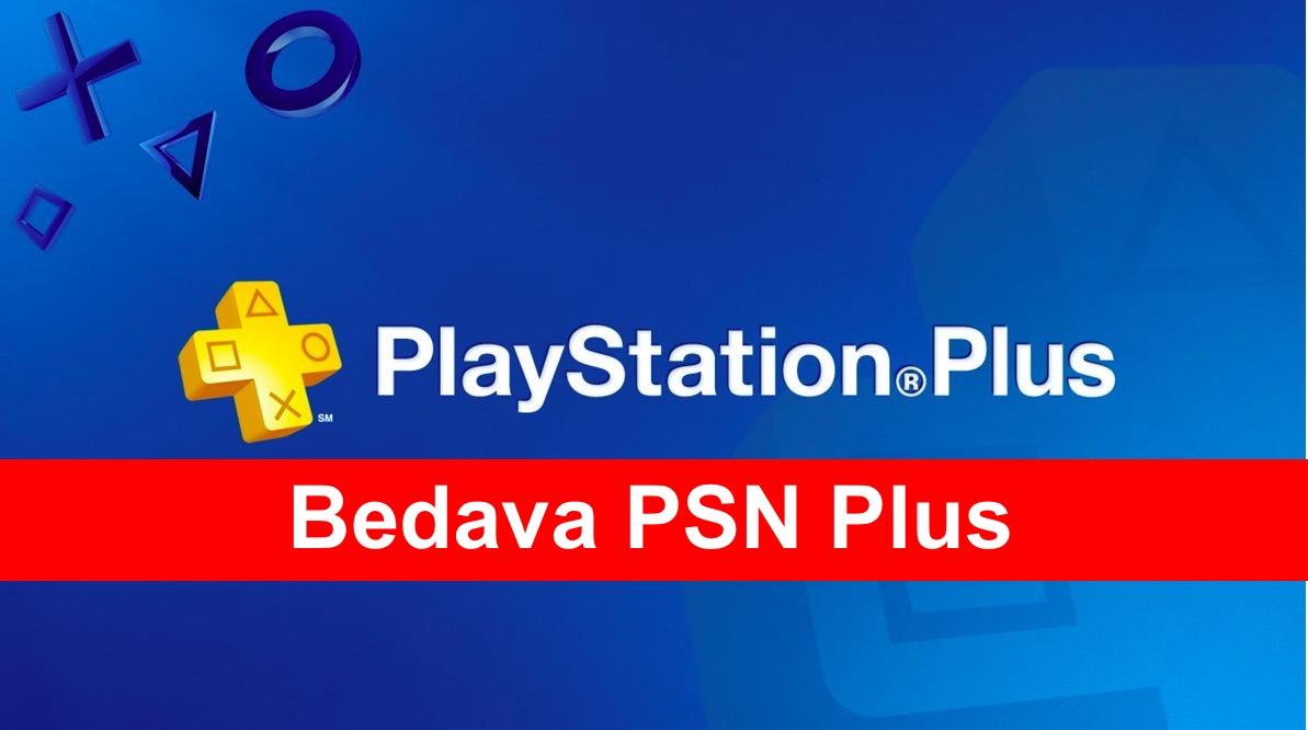 Bedava PSN Plus