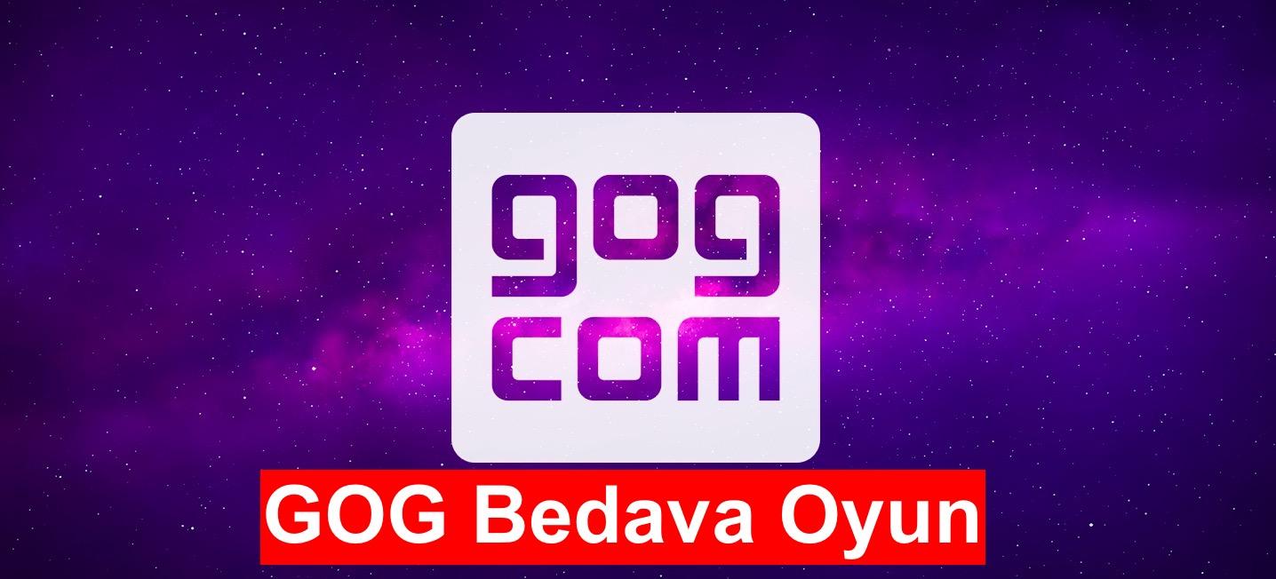 GOG Bedava Oyun
