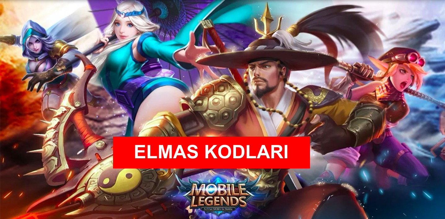 Mobile Legends Elmas Kodu