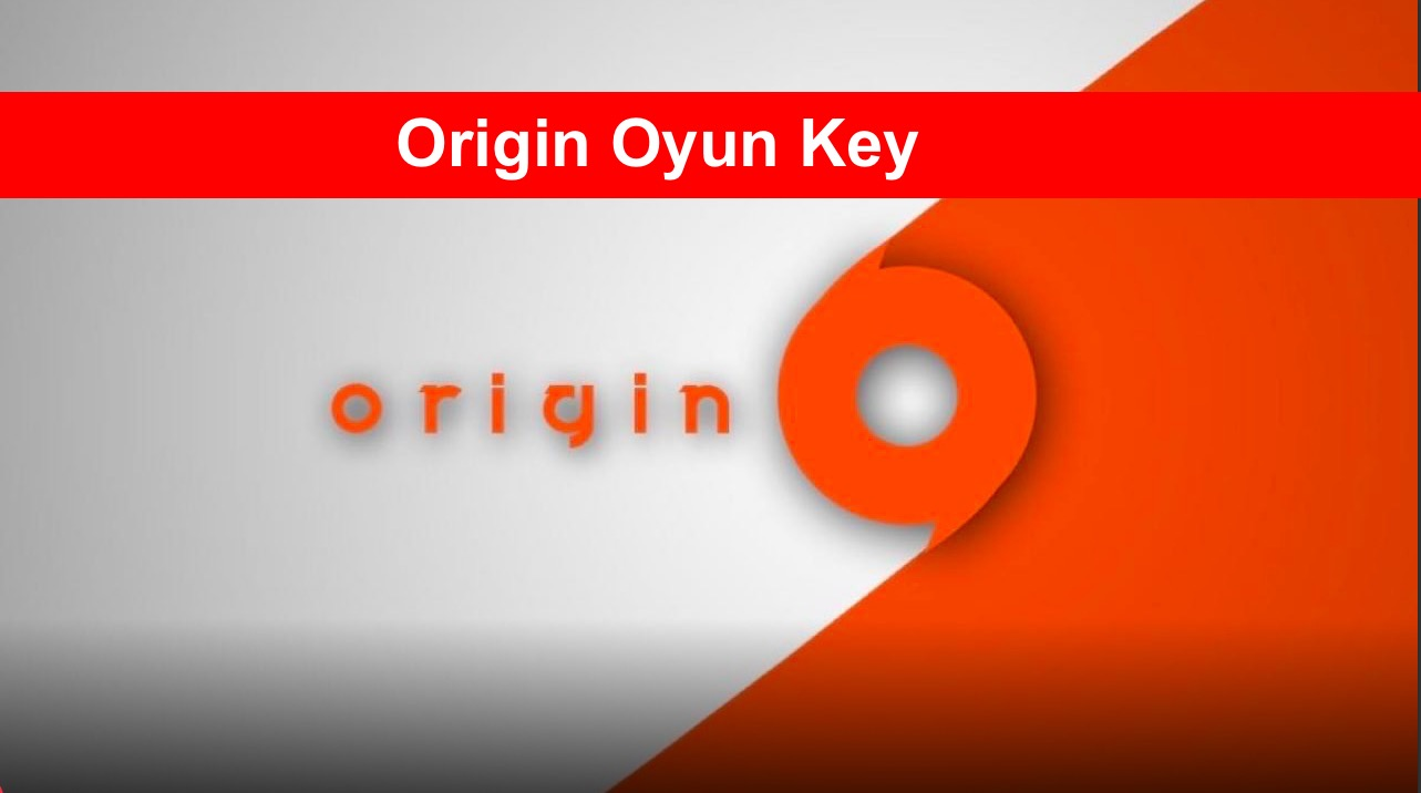 Origin Oyun Key