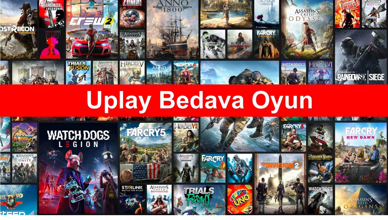 Uplay Bedava Oyun