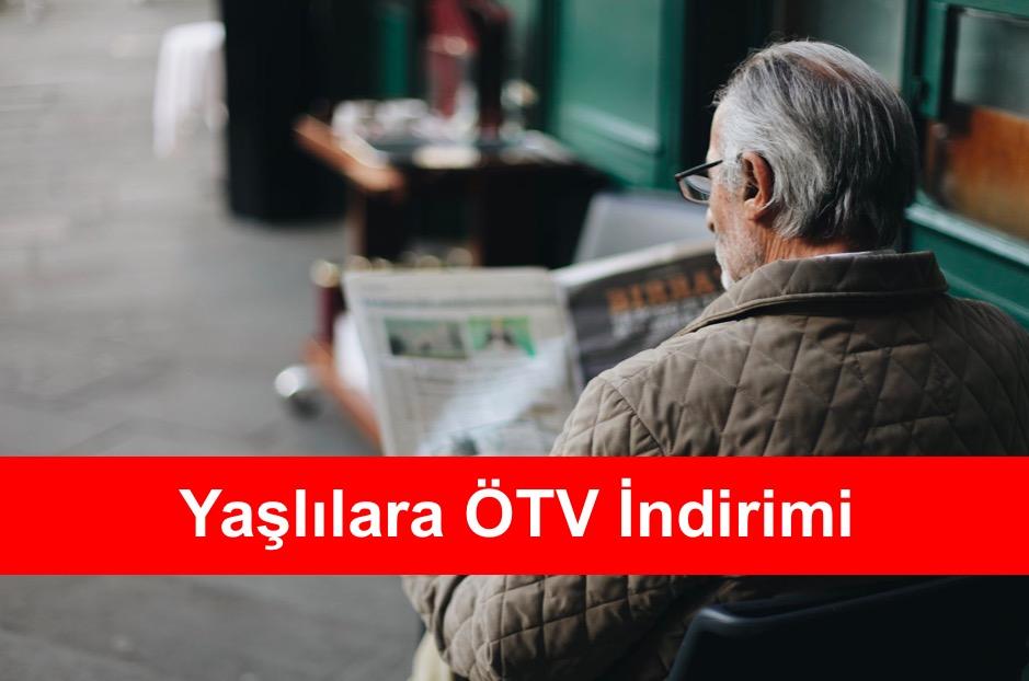 Yaslilara OTV Indirimi