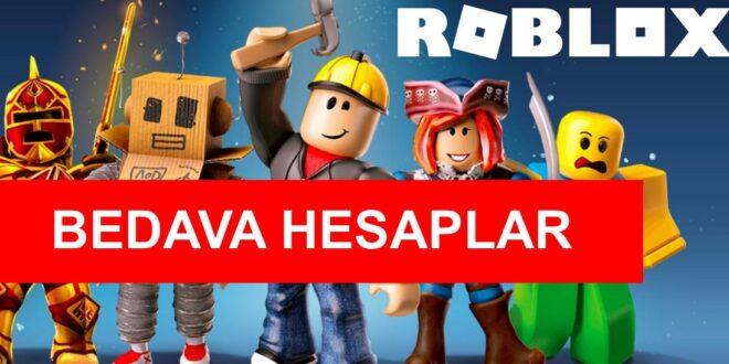 Bedava Roblox Hesaplari