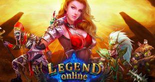 Legend Online Bedava Elmas